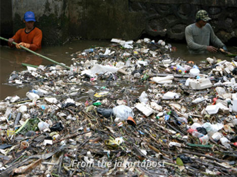 From The Jakarta Post: Our beloved rivers of waste 2